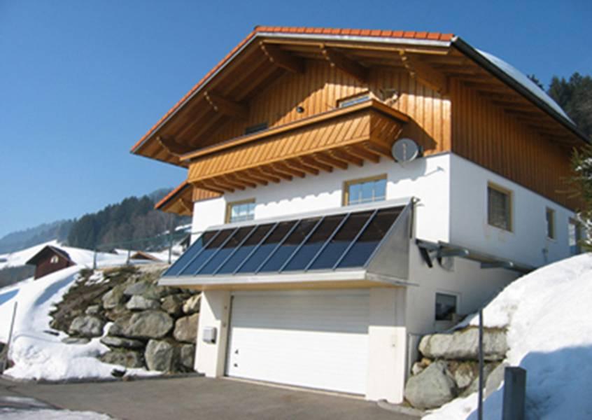 Solar Grossflächenmodule