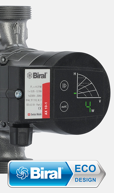 Biral AXA Pumpen