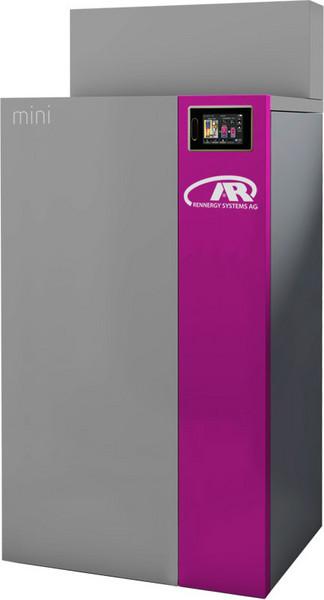 Pelletkessel MINI 6 bis 32 kW